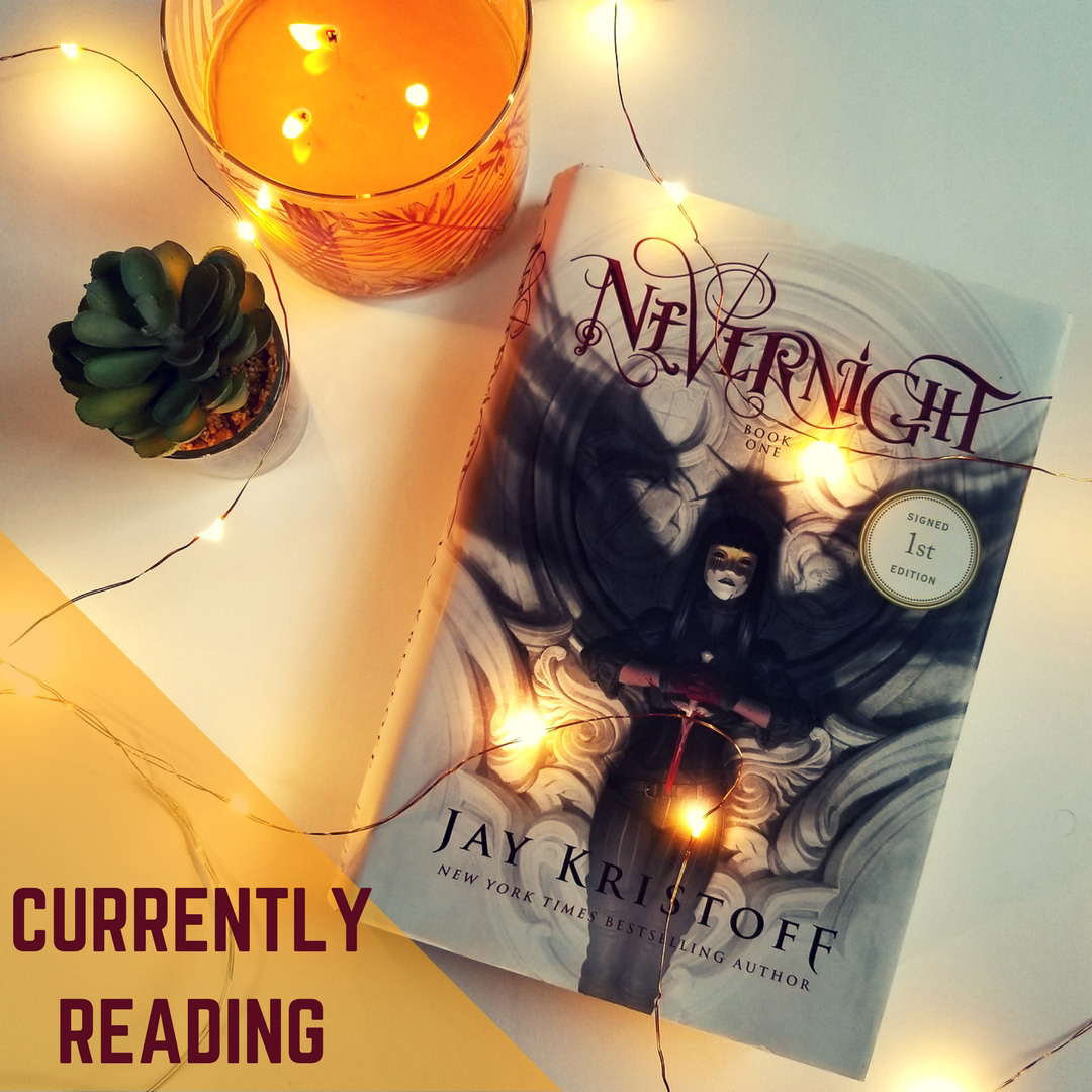 currently reading nevernight2
